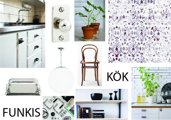 stilkollage,inspiration,moodboard,funkis,modernt