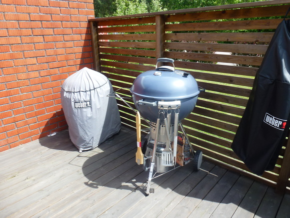 weber,onetouch,grill,altan