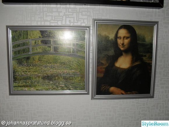 mona lisa,monet,tavlor,hall