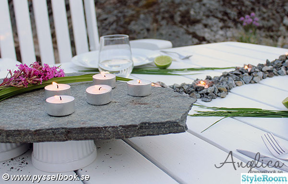 duka,dukning,set the table,sommardukning,tips