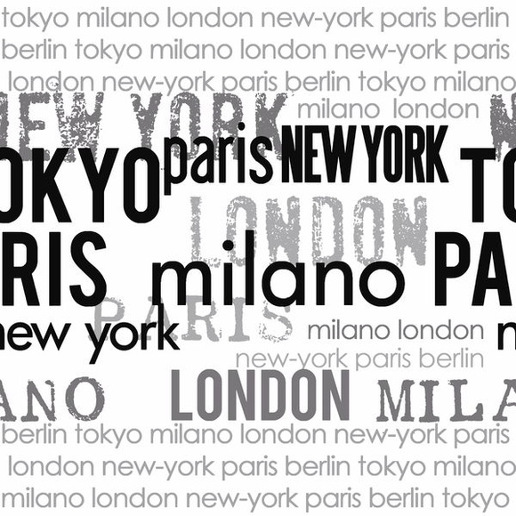 new york,london,paris,milano,berlin