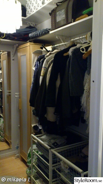 hall,renovering,klädkammare,klk,walk in closet