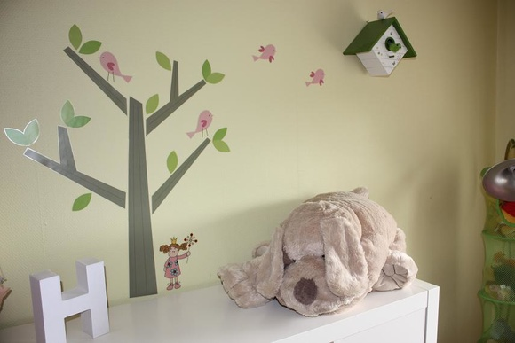 väggdekoration,panduro,fågelholk,wall deco,wallies