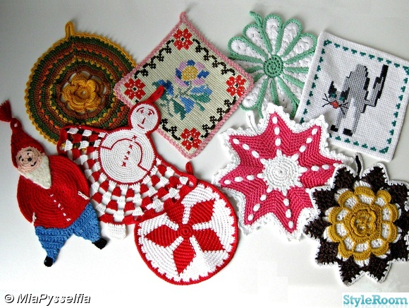 virkad,virkat,pot-holders,pot holders,potholder