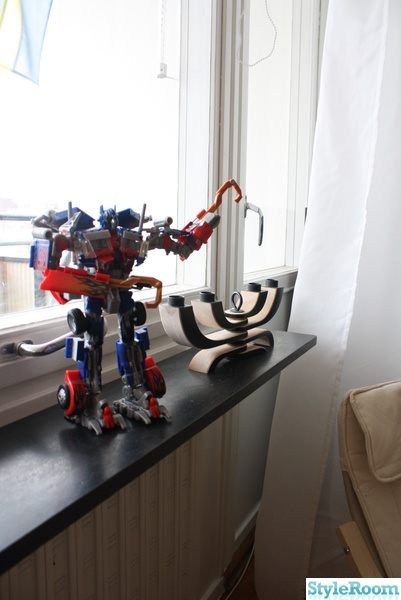 transformers nordic light