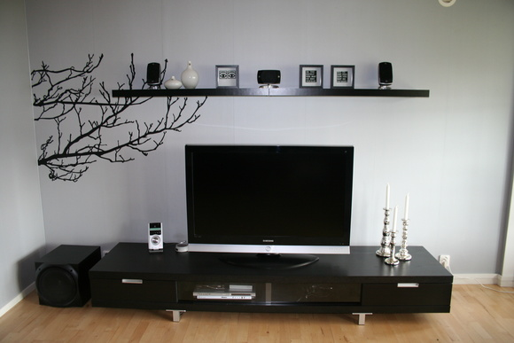 tv-bänk,ferm living