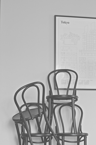 ton chair,ton stol,ton nr 18,ton chair svart,thonet
